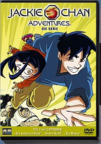 Jackie Chan Adventures - Vol.1
