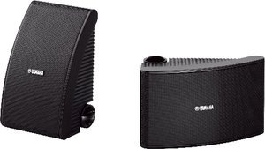 Yamaha NS-AW392 black, pair