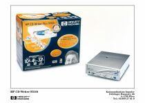 HP C4493A CD-Writer Plus 9310i