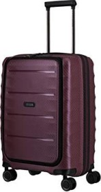 Titan Highlight 4-Rad Trolley 55cm Front Pocket merlot (842409-70)