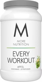 More Nutrition Every Workout Booster Apfel 700g