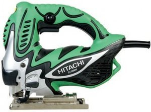 Hitachi CJ110MV scroll jigsaw incl. case