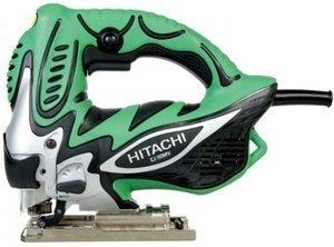 Hitachi CJ110MV electric scroll jigsaw incl. case