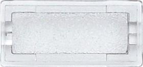 Merten System M Symbole rechteckig neutral, glasklar (395569)