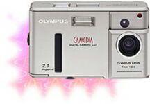 Olympus Camedia C-21 zoom