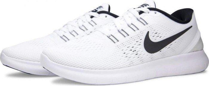 Nike Free RN weiß/schwarz (Damen) (831509-100) ab € 70,18