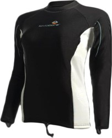 Lavacore shirt long-sleeve (ladies)