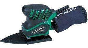 Hitachi SV12SH zasilanie elektryczne-szlifierka oscylacyjna