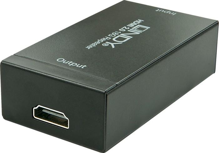 Lindy HDMI 2.0 18G Repeater Premium (38210)
