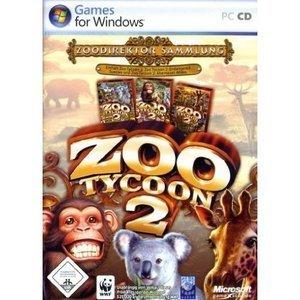 Zoo Tycoon 2.0 - Zoodirektor Sammlung (English) (PC) (9LA-00077)