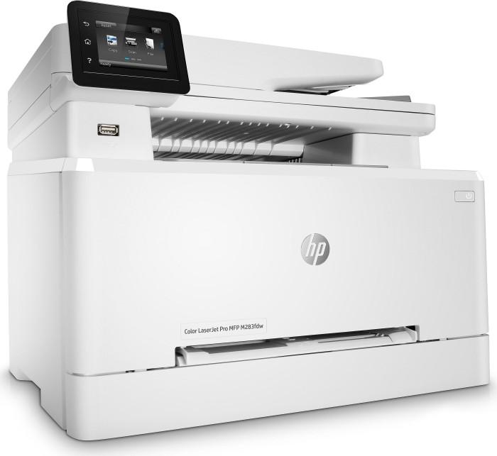 Bild von HP Color LaserJet Pro MFP M283fdw, Laser, mehrfarbig (7KW75A)