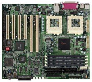 Supermicro 370DL3, Serverworks LE, Dual, LAN, SCSI (FC-PGA/FC-PGA2) (reg ECC DDR)