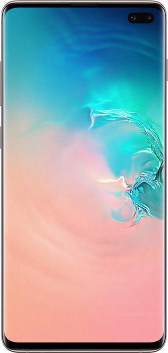 Samsung Galaxy S10+ Duos G975F/DS 512GB ceramic weiß