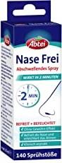 Abtei nose free Abschwellendes spray, 20ml