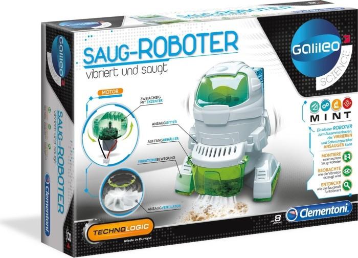Clementoni Galileo - Saug-Roboter (59109)
