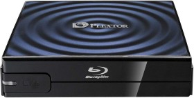 Plextor PX-B120U schwarz, USB 2.0