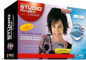 Pinnacle Studio 9.0 MovieBox Deluxe USB 2.0 (202262065)
