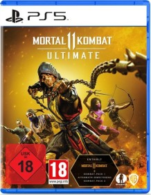 Mortal Kombat 11 - Ultimate Edition (PS5)