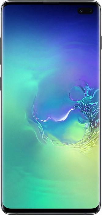 Samsung Galaxy S10+ Duos G975F/DS 128GB grün (SM-G975FZGD)