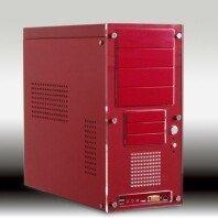 Enermax CS-989AL-05 red, aluminum -- © CWsoft