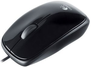 Logitech M115 Optical Mouse, USB (910-001269)