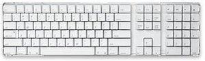 Apple Wireless Keyboard, DE (M9270D/A)
