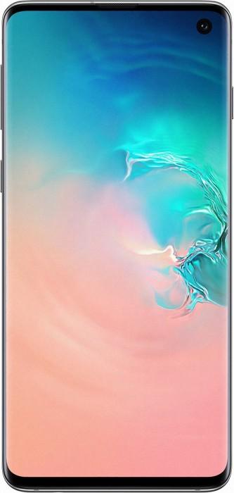 Samsung Galaxy S10 Duos G973F/DS 512GB weiß (SM-G973FZWG)