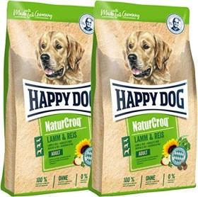 Happy Dog NaturCroq Lamm und Reis 30kg (2x 15kg)