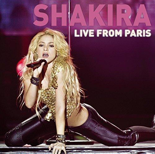 Shakira - Live from Paris -- via Amazon Partnerprogramm