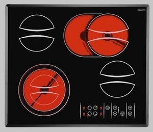 Gorenje ECT650 (EP/CP) ceramic hob self-sufficient