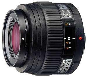 Olympus Zuiko digital ED 50mm 2.0 macro black (N1284492)