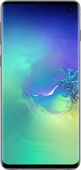 Samsung Galaxy S10 Duos G973F/DS 512GB grün (SM-G973FZGG)