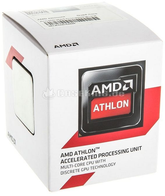AMD Athlon 5350, 4x 2.05GHz, boxed (AD5350JAHMBOX) -- © caseking.de