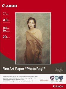 Canon FA-PR1 Fine Art Photo Rag A3+ (0587B008)