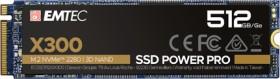 Emtec X300 SSD Power Pro 512GB, M.2 (ECSSD512GX300)