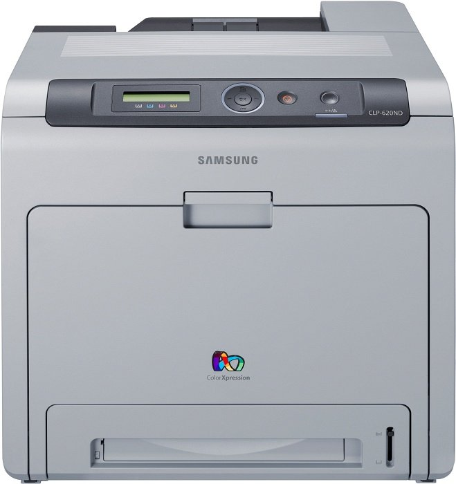 Samsung CLP-620ND, colour laser