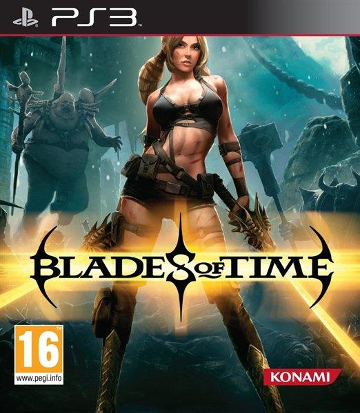 Blades of Time (deutsch) (PS3)