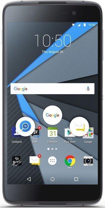 BlackBerry DTEK50 schwarz