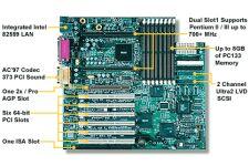 Tyan S1867DLUAN Thunder 2500