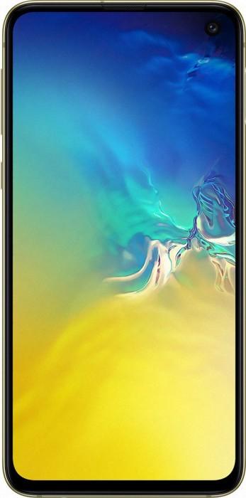 Samsung Galaxy S10e Duos G970F/DS 128GB gelb (SM-G970FZYD)