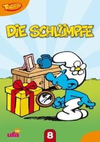 Die Schlümpfe 8 (DVD)