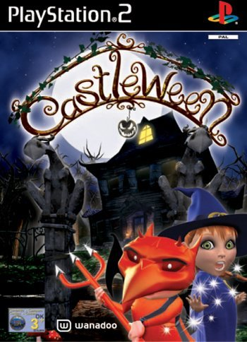 Castleween (niemiecki) (PS2) -- via Amazon Partnerprogramm