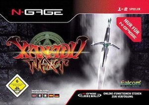 Xanadu Next (N-Gage)