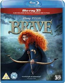 Brave (3D) (Blu-ray) (UK)