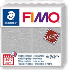 Staedtler Fimo Soft 57g leather effect taube (8010-809)