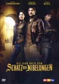 Die Jagd nach dem Schatz der Nibelungen (DVD)