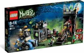 LEGO Monster Fighters - Labor des verrückten Wissenschaftlers (9466)