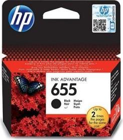 HP Tinte 655 schwarz (CZ109AE)