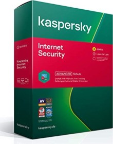 Kaspersky Lab Internet Security 2020, 3 User, 1 Jahr, PKC (deutsch) (Multi-Device) (KL1939G5CFS-20)