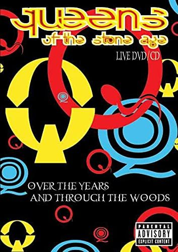 Queens of the Stone Age - Over the Years and through the Wood -- via Amazon Partnerprogramm